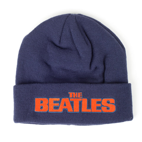 Orange Logo Beanie