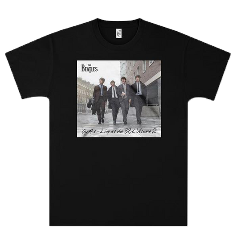 The Beatles On Air - Live At The BBC Volume T-Shirt