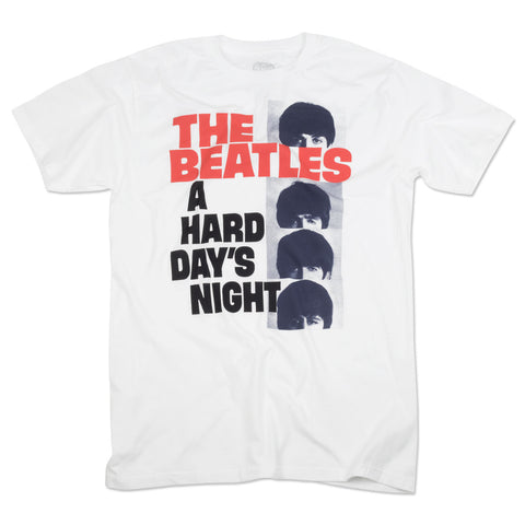 Hard Day's Night Stacked T-Shirt