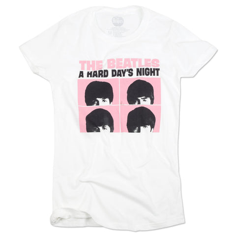 Hard Day's Night Stacked Women's T-Shirt