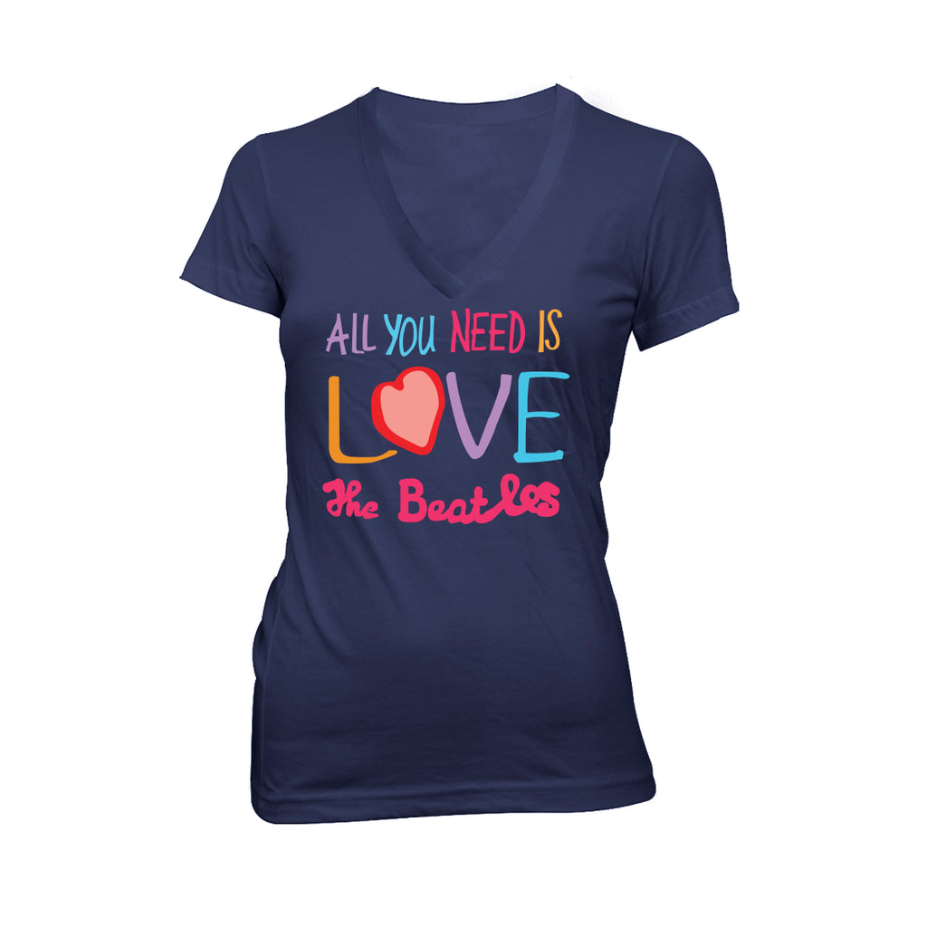 72857e67d All You Need Is Love Women's T-Shirt – The Beatles