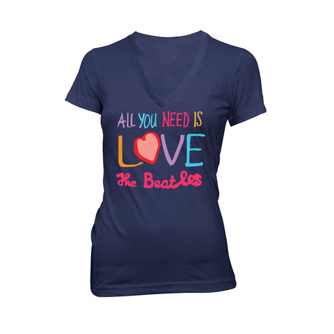 All You Need Is Love Ladies' T-Shirt