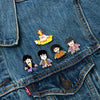 Yellow Submarine Titan Pin Set