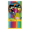 The Beatles Yellow Submarine Special Edition Day Dream Record Calendar