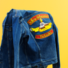 Yellow Submarine Levi's Denim Jacket