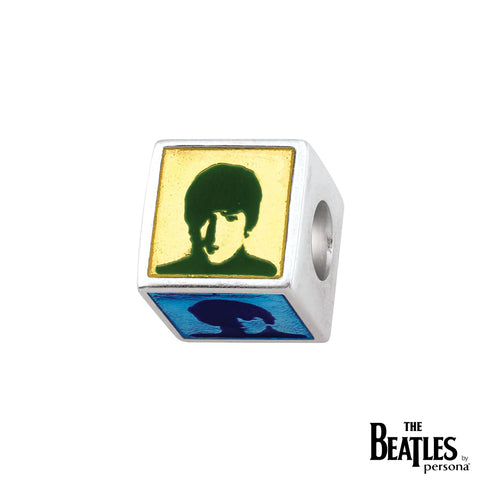 The Beatles Cube Bead