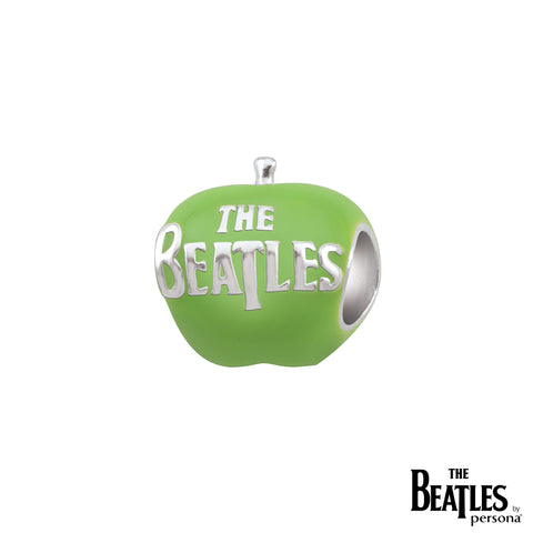 The Beatles Green Apple Bead