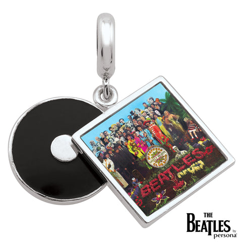 925 Sterling Silver Sgt. Pepper Charm