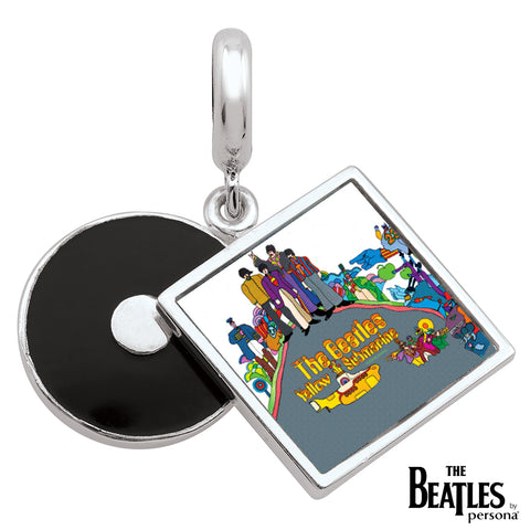 Yellow Submarine Cover Charm