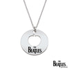 925 Sterling Silver Beatles Apple Necklace