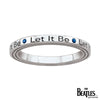 925 Sterling Silver Let It Be Ring
