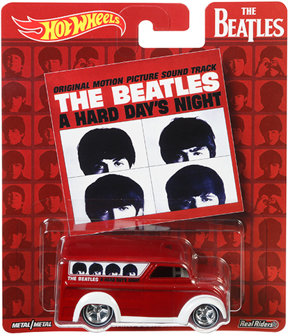Hot Wheels: A Hard Day's Night