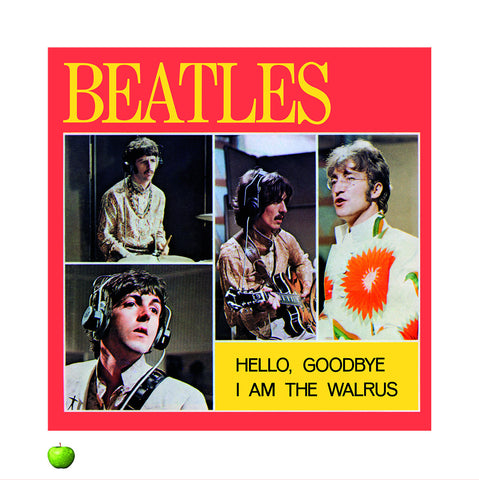 Hello Goodbye - I Am the Walrus Limited Edition Lithograph