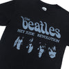 The Beatles (White Album) Singles Black T-Shirt