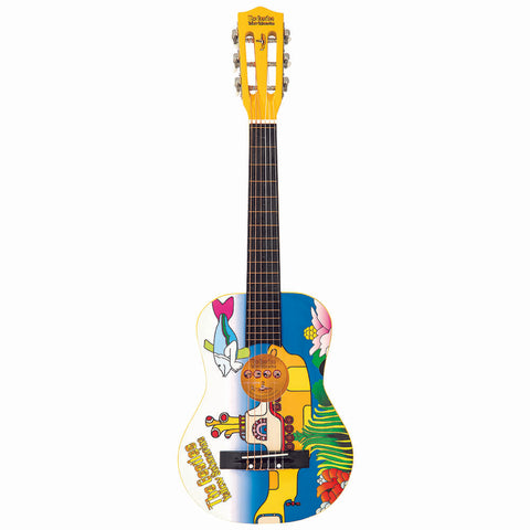 Yellow Submarine Blue Junior 1/2 Size Guitar Outfit