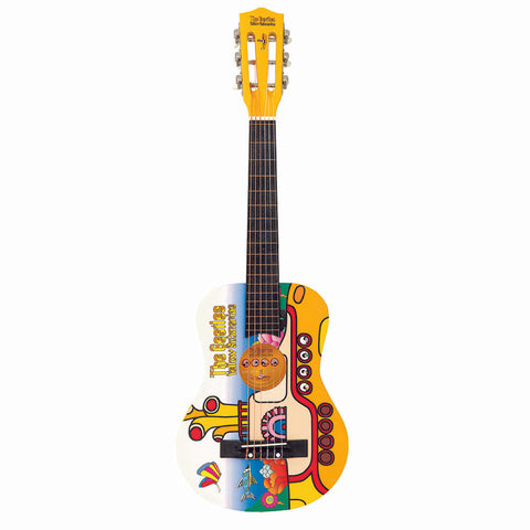 Yellow Submarine Yellow Junior 1/2 Size Guitar Outfit