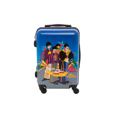 "Yellow Submarine 21"" Hardcase Spinner Luggage"