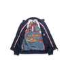 Yellow Submarine Harrington Navy Jacket
