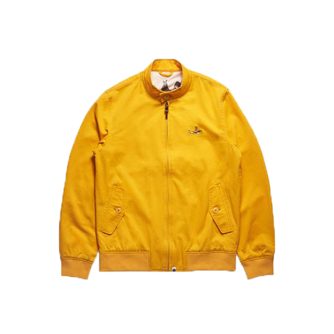 Yellow Submarine Harrington Yellow Jacket