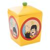 Yellow Submarine Ceramic Cookie Jar