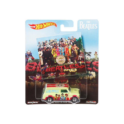 Hot Wheels: Sgt. Pepper