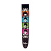 Sgt. Peppers 50th Anniversary Vegan Leather Guitar Strap