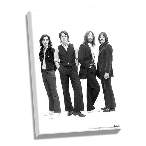 1969 Group Pose Canvas
