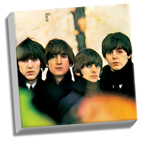 Beatles for Sale Canvas