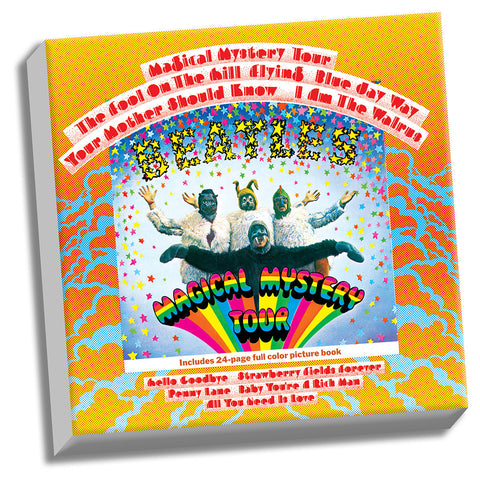 Magical Mystery Tour Canvas