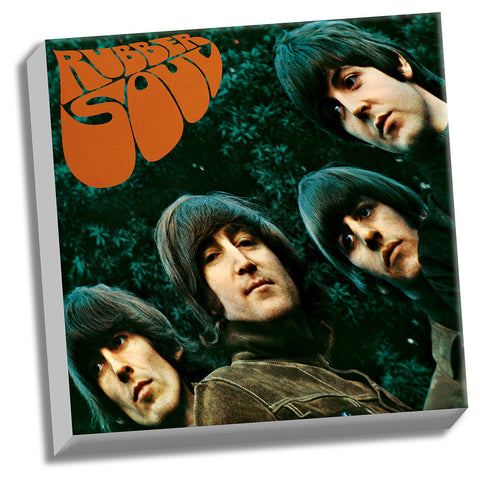 Rubber Soul Canvas