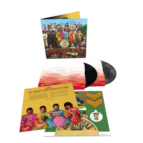 Sgt. Pepper's Lonely Hearts Club Band 2 Deluxe LP (Anniversary Edition)