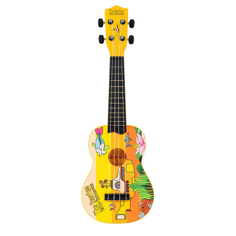 Yellow Submarine Yellow Ukulele