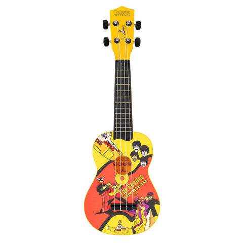 Yellow Submarine Character Ukulele
