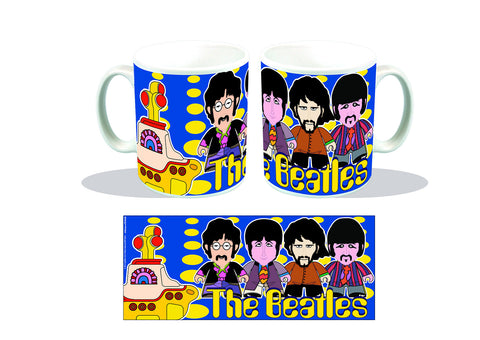 The Beatles: Mug: Yellow Submarine TITANS