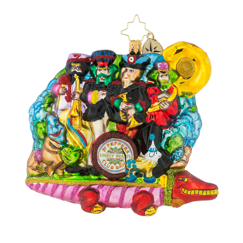 Yellow Submarine 50th Anniversary Ornament