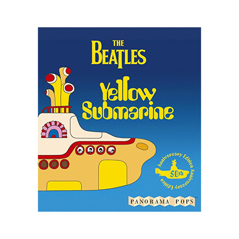Yellow Submarine: a Panorama Pop Up 50th Anniversary Edition