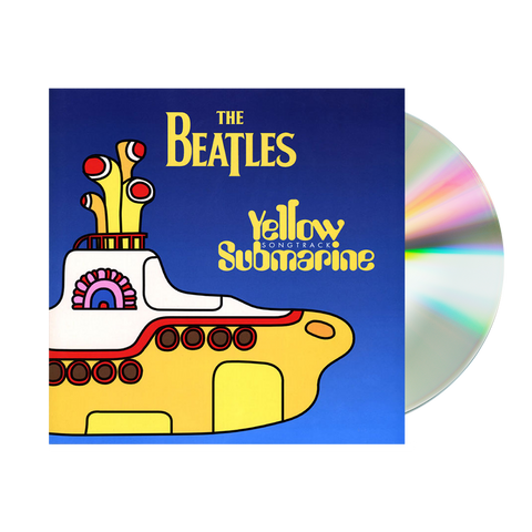 Yellow Submarine Movie Songtrack CD