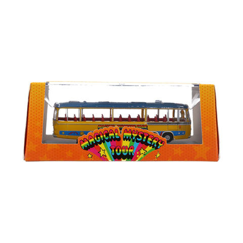Corgi The Beatles Magical Mystery Tour Bus 1:76 Scale Die-Cast Model