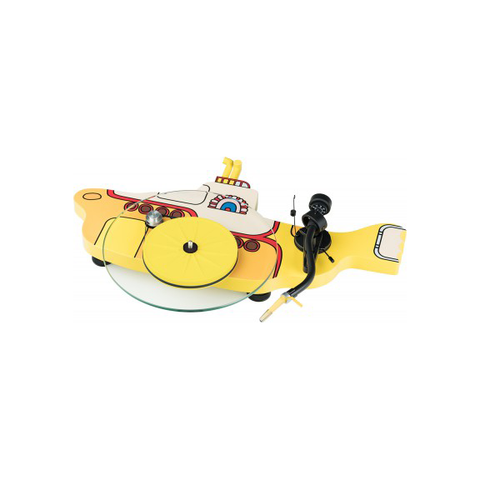Yellow Submarine Turntable
