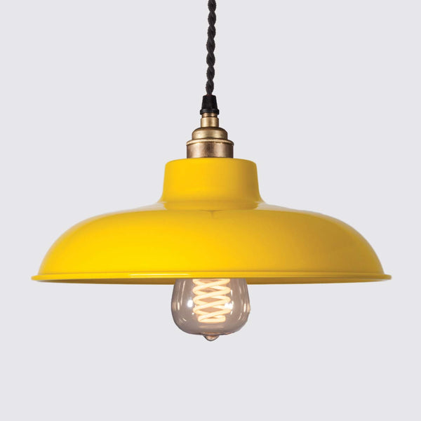 Yellow Lena Light- Industrial Style