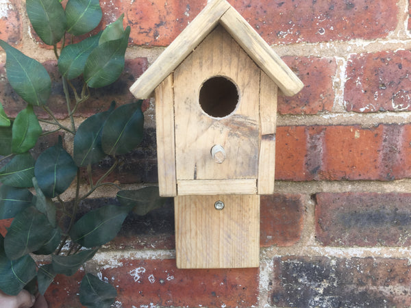 Home Tweet Home- Design & Build Bird Box Kit- 20% donation to NHS