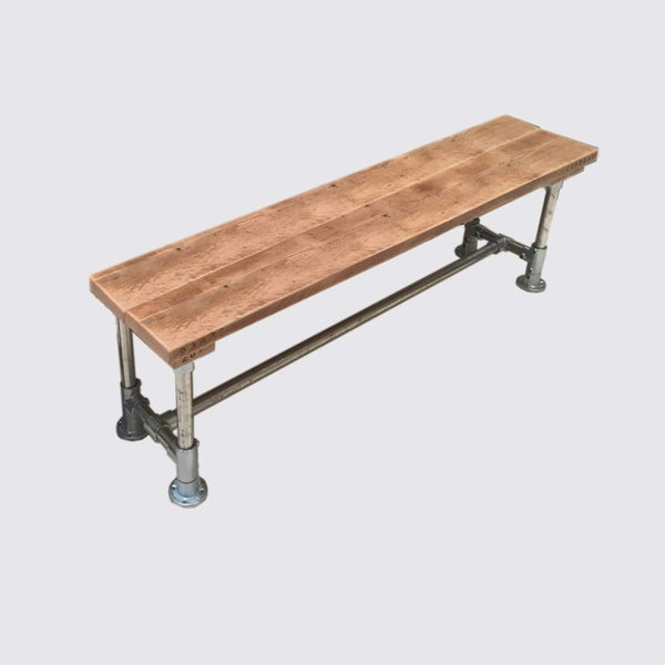 Scaffold Bench - Industrial Reclaimed
