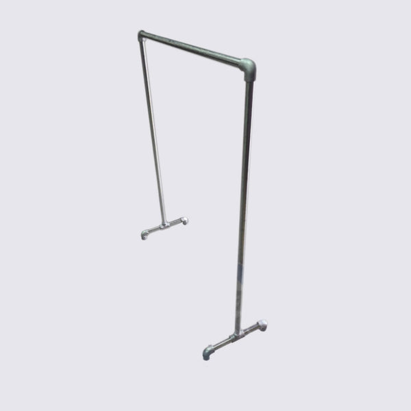 Key Clamp Clothes rail