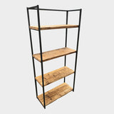 Collar Shelving Unit/ Bookcase