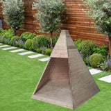 Children's Pentagonal Wooden Teepee