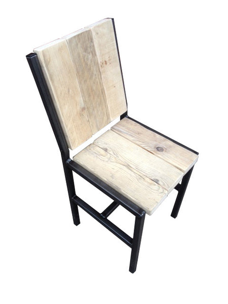 Chair Style 1 - Industrial Reclaimed Style Furniture