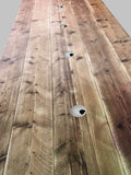 Office U-Bar Rustic Reclaimed Conference / Meeting Table