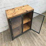 Mesh Front TV Unit/Sideboard