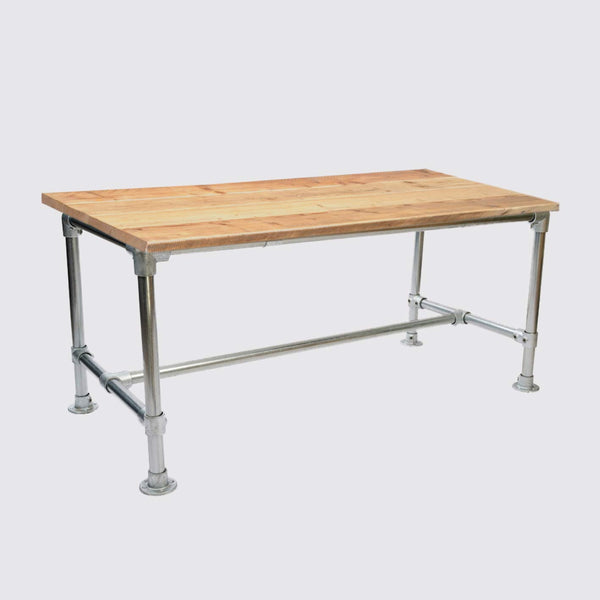 Scaffold Table - Industrial Reclaimed