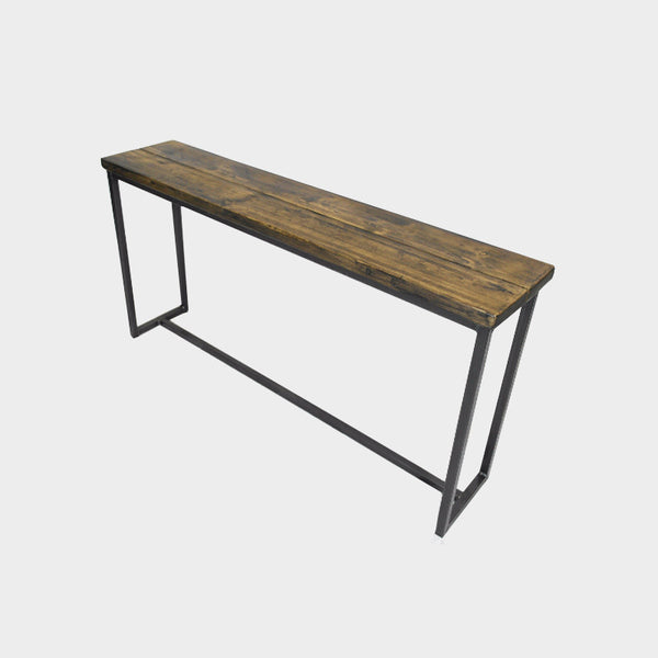 Console Table - Industrial Reclaimed Style Furniture